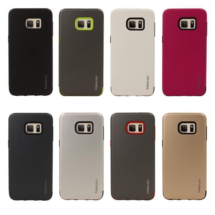 reputable site 163e6 3e490 Caseology Hybrid Rugged Impact Armor TPU PC Case For Samsung Galaxy S5 S6  Edge Plus Note 4 5 J1 Core Prime Grand G360 G530 Core 2 G355H