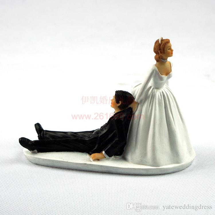 Wedding Cake Topper,2015 High Quality Four Types Bride & Groom Toppers For Wedding Cake, Cake Decorations Wedding Event
