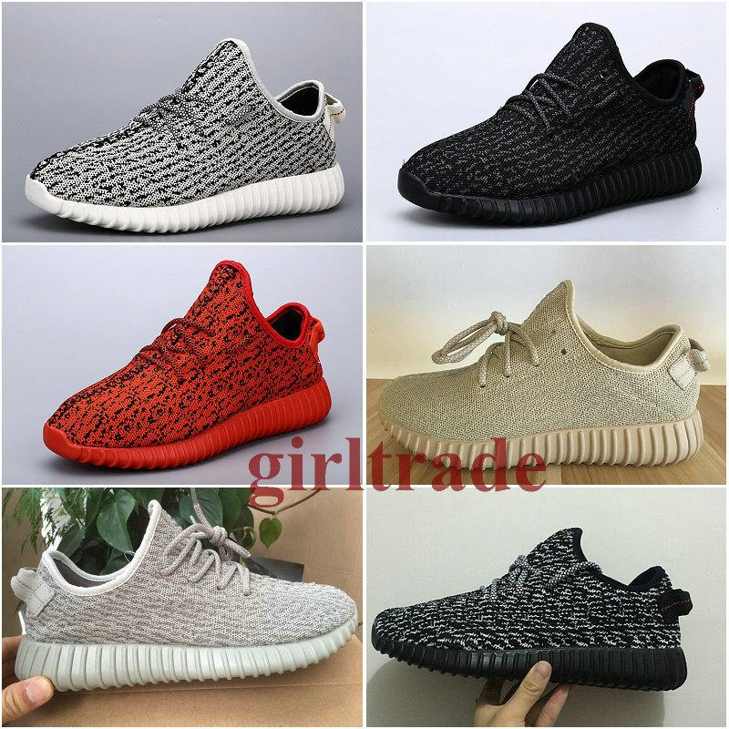 Best Drop Shipping Adidas Yeezy 350 Boost FG Mens soccer shoes Black white