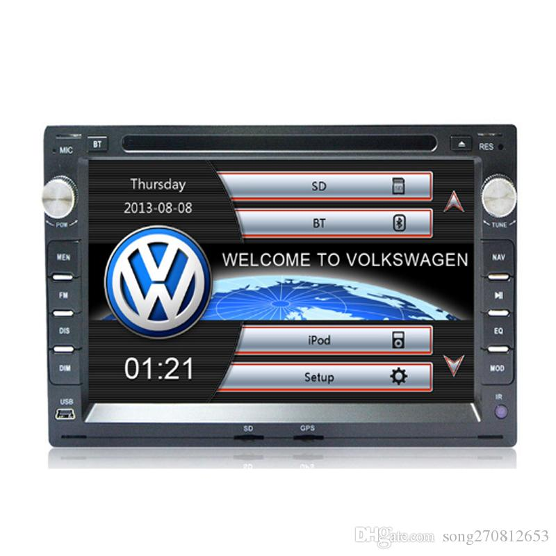 Netherlands Map Igo%0A   Din   Inch Car DVD Player For VW Volkswagen PASSAT B  GOLF    POLO TRANSPORTER With Radio GPS BT     P FREE Map Vw Golf   Vw Vw Golf  Gti Online with
