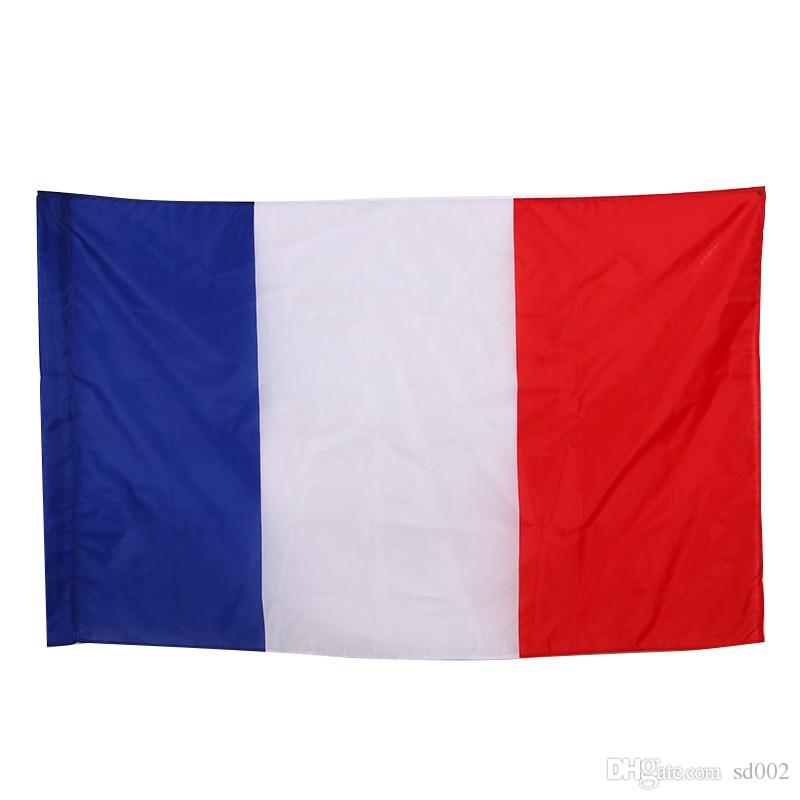 2018 90 150cm france national flag for 2018 russia fifa world cup