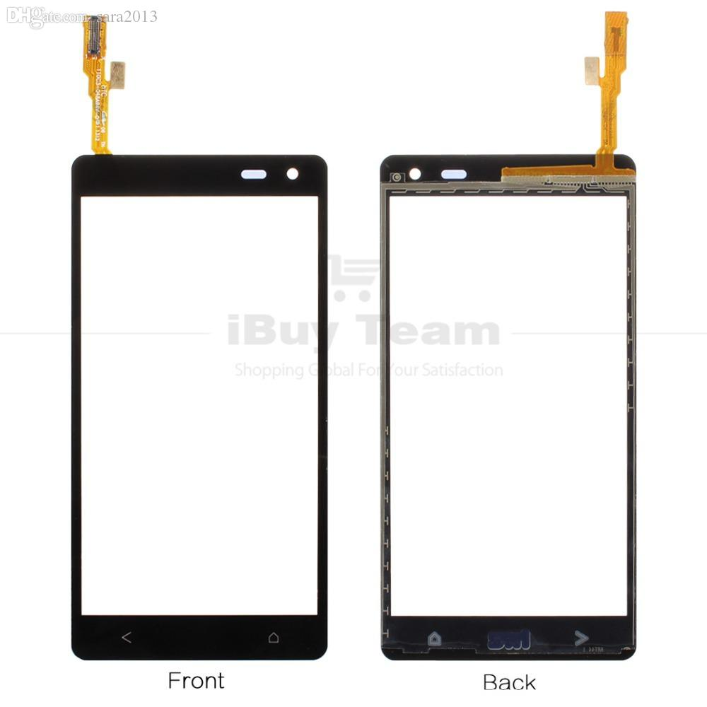 reputable site 05227 8d654 Wholesale-Original Touch Screen for HTC Desire 600 600C 606W 609D 608T Dual  Sim Front Panel Outer Glass Digitizer Replacement Parts +Tools