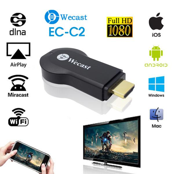 mirror iphone on chromecast android stick miracast dongle screen mirroring for ios 15691