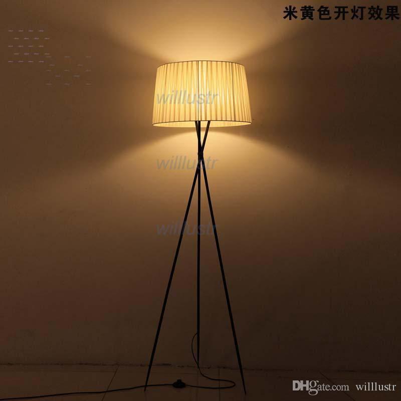 Lambader aydınlatma nordic tasarım modern Lambader yenilik fikstür oturma odası oturma odası otel salonu kanepe yan zemin aydınlatma