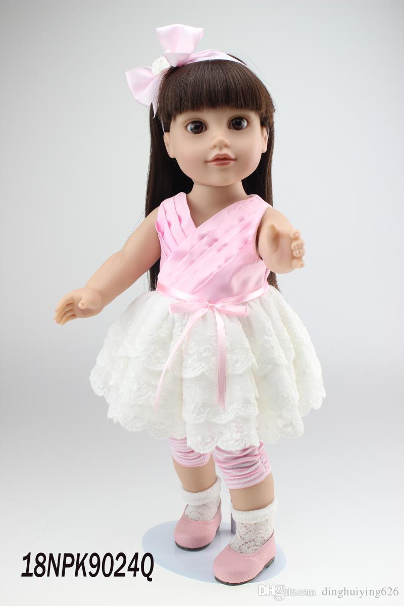 18 Inch American Girl Doll Baby Alive Toys Alexander Girl