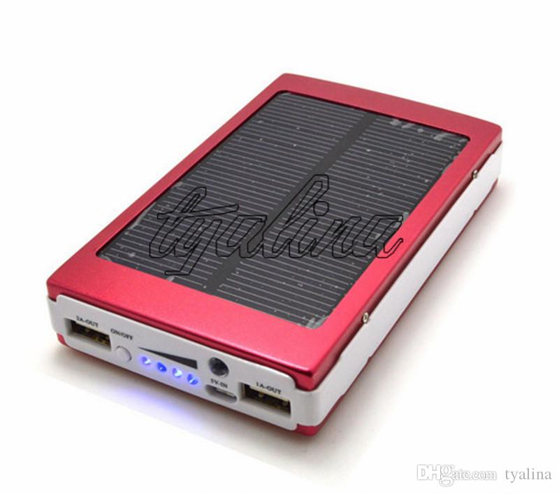 50000 mah Solar Charger Power Bank 50000mAh New Portable Charger Solar Battery External Battery Charger Powerbank