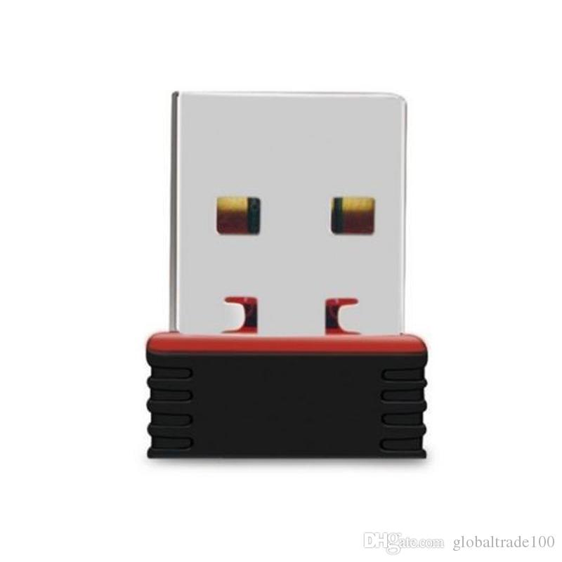 Nano 150M USB Wi-Fi адаптер 150Mbps Wireless IEEE 802.11n г б Mini Antena Dongle Набор микросхем MT7601 сетевой карты