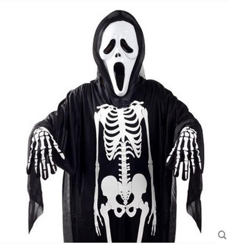 Halloween Skeleton Costume Kids.Halloween Costumes Skeleton Boy Zombie Skeleton Boy