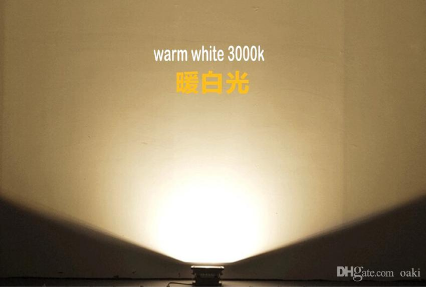 LED Flood Light 30W LED Floodlight Outdoor Lighting Waterproof IP65 100-110LM/W AC85-265V Thick Housing High Bright