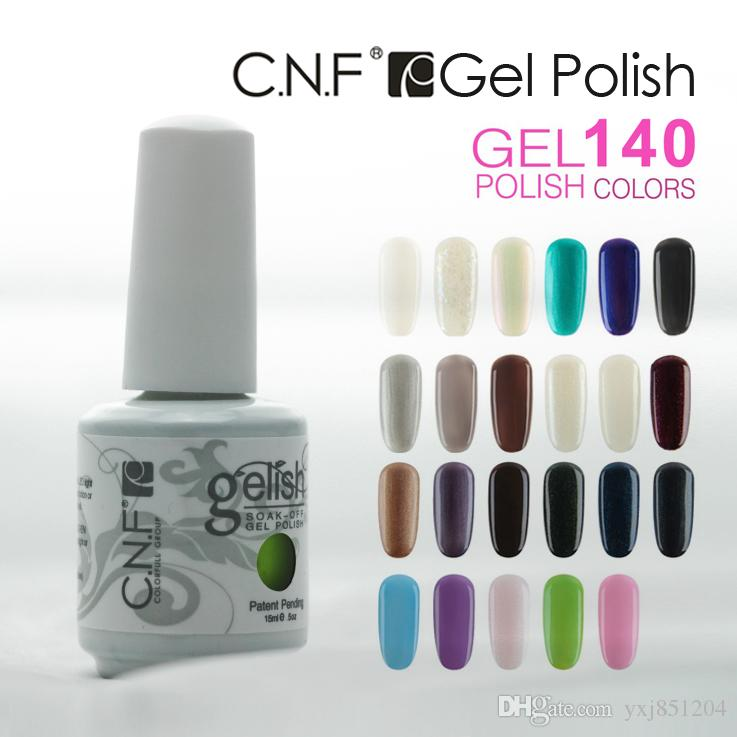Las Uñas De Gel Empapan Uv Led Gelish Polaco Kit Arte Cnf Gel + 2 ...