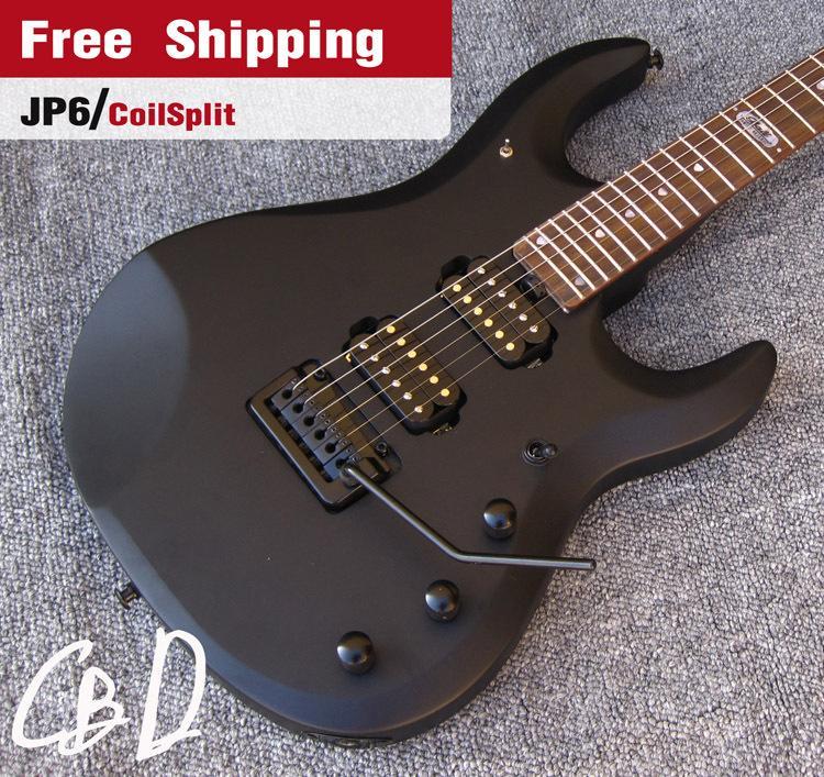 Jp 6 Musicman Ernieball Electric Guitars,Matte Black,Music Man China  Guitarras Musical Instruments,Guitare Vintage Electric Guitars Electric  Guitar ...
