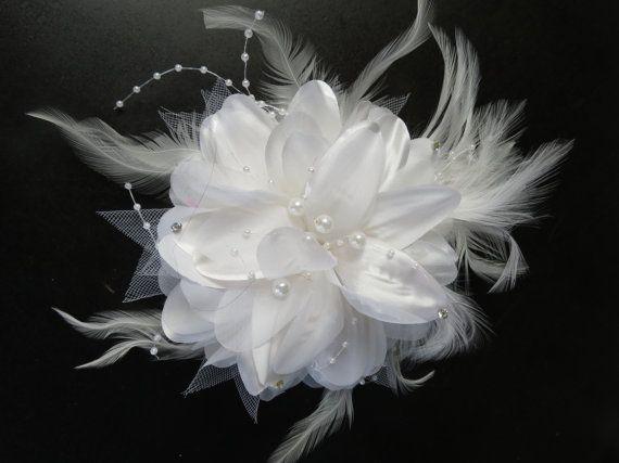 Sıcak Düğün Dekorasyon 2021 Aksesuarları Kafa Aksesuarları Kafa Çiçek Tüyler İnciler Düğün Gelin Şapka Tüy