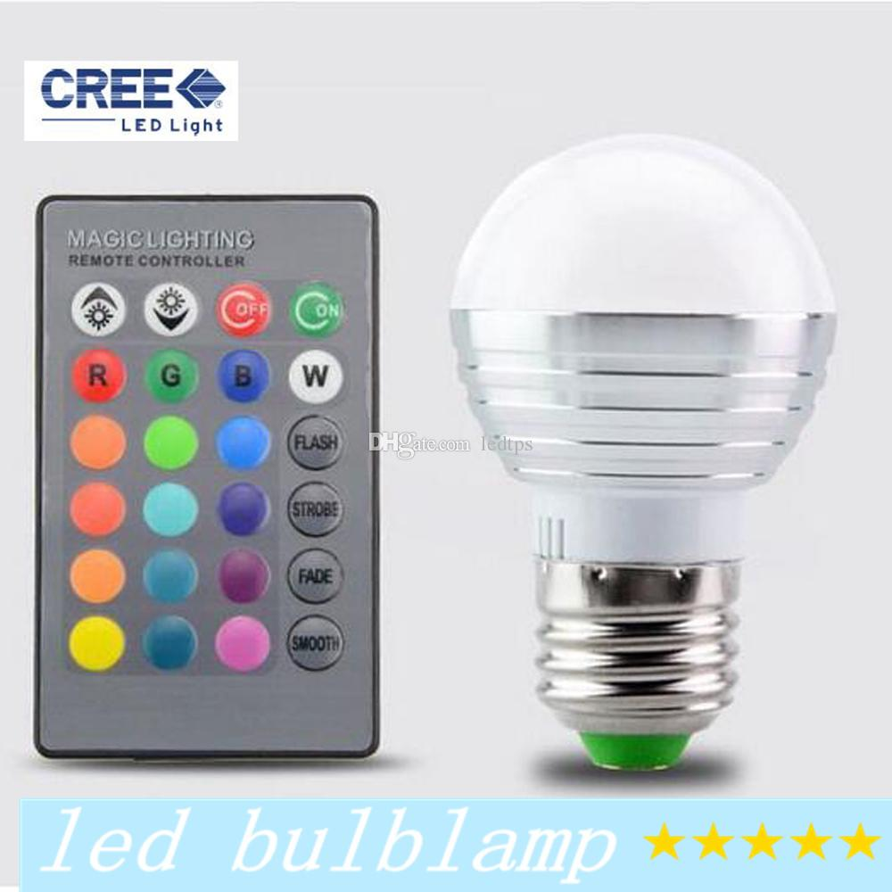 cheap mood lighting. Dhl 5w Rgb Lights Change Color Ac85v 265v E27 E14 Holiday Party Mood Lighting Led Spotlights Infrared Remote Control Light Bulbs Bulb From Ledtps, Cheap