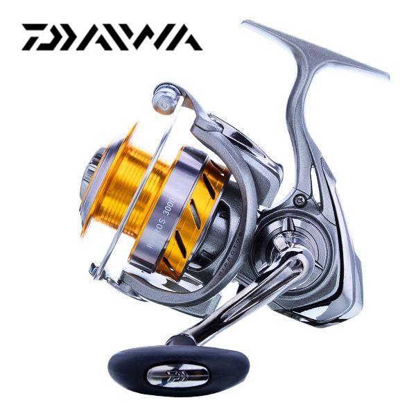 9e6de956a11 2019 2015 Daiwa REVROS Spinning Reel Daiwa 2000 2500 3000 4000 HK Series  Fishing Wheel Gear Ratio 5.6:1 7BB Feeder Carp Bass Fishing Order≪$18no  From Aiwi, ...