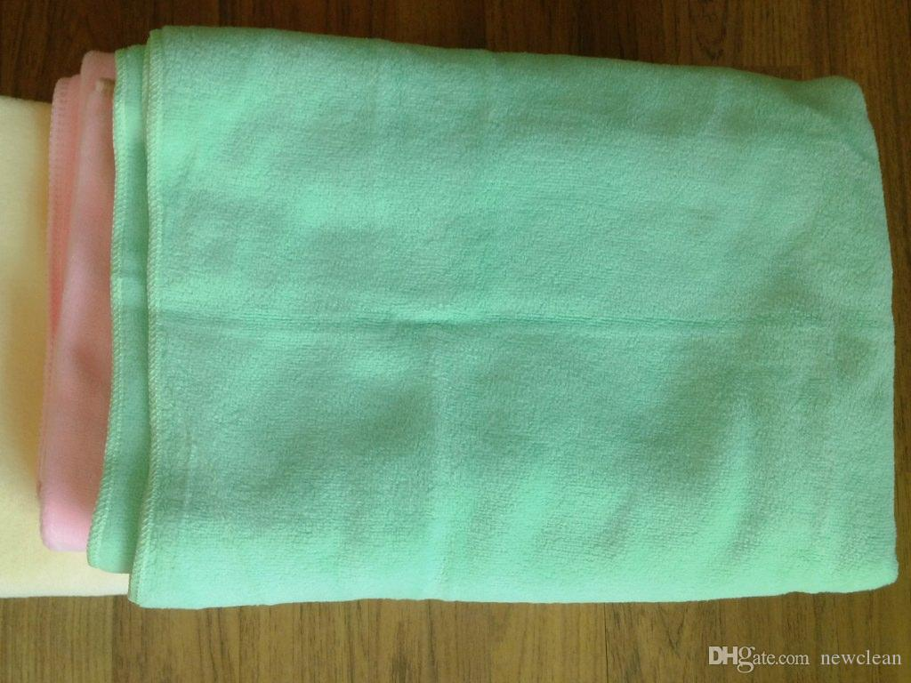 Mikrofaser badetücher strand trocknen bad waschlappen duschtuch bademode reise camping handtücher dusche reinigungstücher 90x120cm