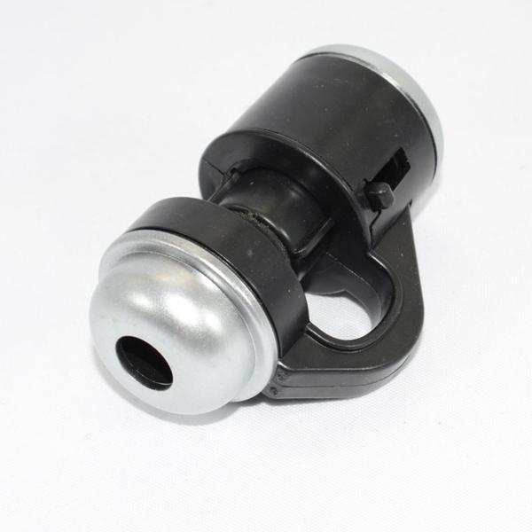 30X التكبير الهاتف الخليوي مصغرة المجهر العلوم التحقيق العالمي ل فون سامسونج الهاتف المحمول عدسة الكاميرا في مربع البيع بالتجزئة