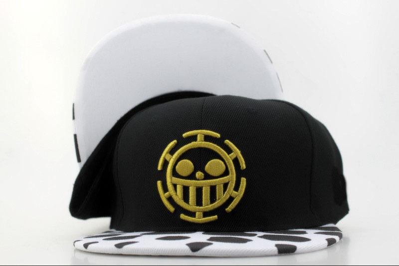 63045cc92ad ... discount one piece snapbacks pirates of heart snapback hats classics  mens brand new sports caps 59fifty