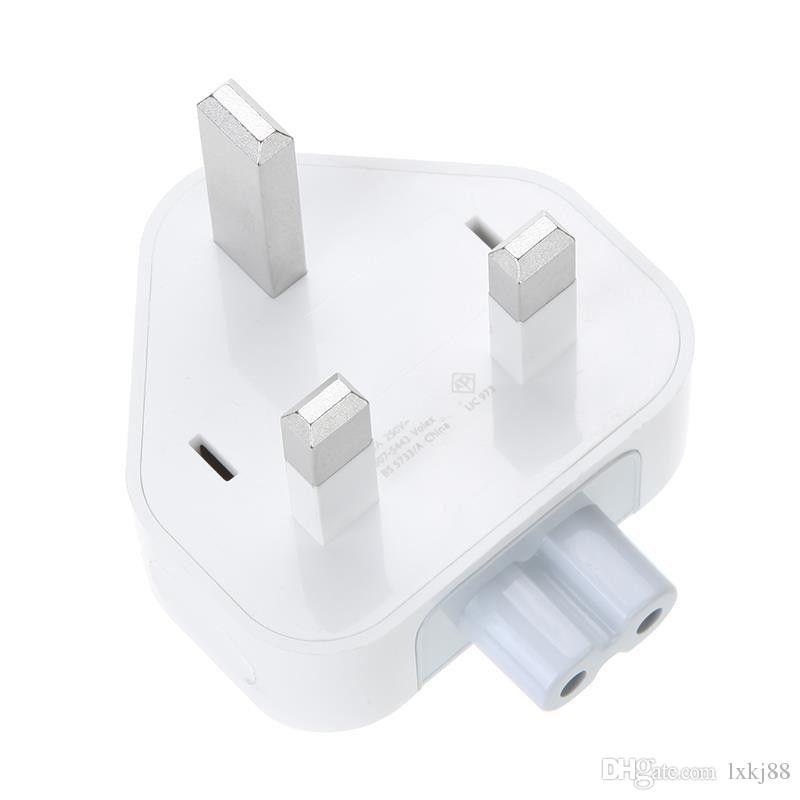 AC адаптер Великобритания Великобритания Стандартный 3-контактный разъем для Apple, IBOOK MacBook Pro