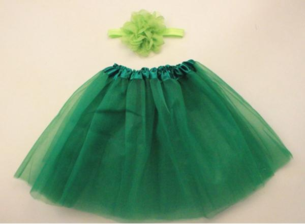 baby pettiskirts frozen princess tutu skirt, New Rainbow Girls Tutu Skirts with chiffon lace flower hair band accessories