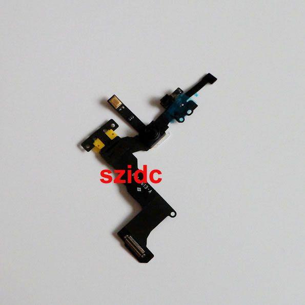 Original Nuevo Sensor de proximidad Light Motion Flex Cable con cámara frontal para iPhone 5C Envío gratis