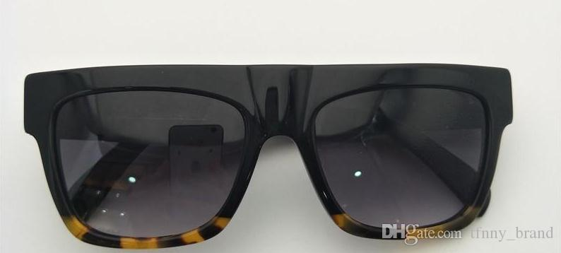 Novo cl41066 popular óculos de sol de alta qualidade quadro 41066 estilo homens mulheres óculos de sol CE41066 óculos de proteção uv com caixa original
