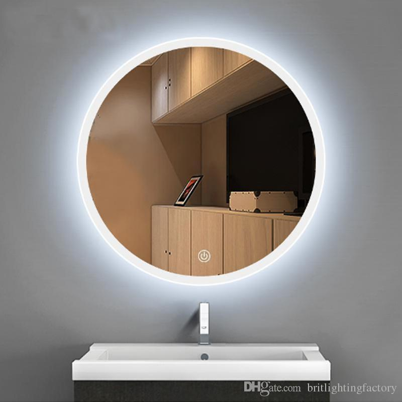2018 Bathroom Hand Led Mirror Wall Lamp Hand Washing Table Toilet ...