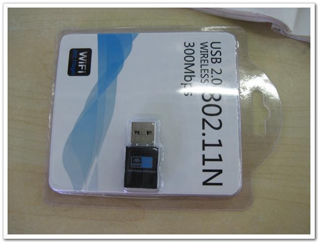 300Mbps 300M Wireless WIFI adaptador USB con antena interna LAN adaptador de red WIFI
