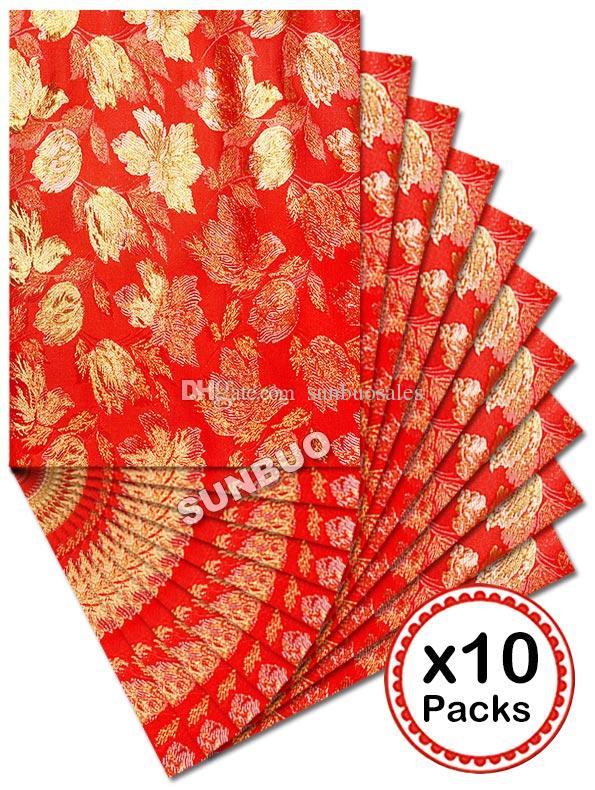 Livraison rapide par DHL Dernières africaine SEGO headtie Head Gear Gele Ipele Tie Wrapper 10 paquets par ensemble HD553 rouge vin aqua fushia or
