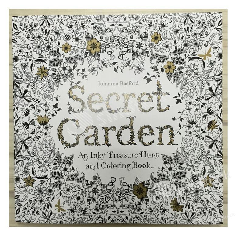 Compre Jardín Secreto Bosque Encantado Libro De Colorear Perdido Del ...