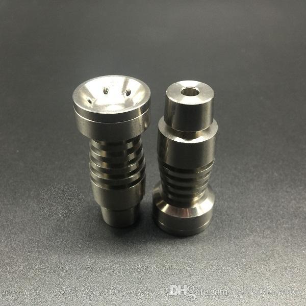뜨거운 판매 1 domeless titanium nail에 적합 유리관 14mm 18mm 남성 정장에 적합