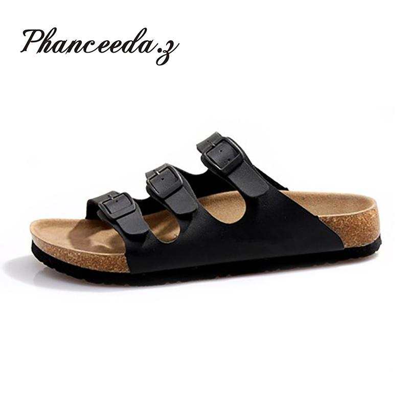 New 2017 Summer Shoes Womens Orthotic Sandals Cork Gizeh Thong Sandal Good Quality Slip-on Casual Slippers Classics Flip Flop