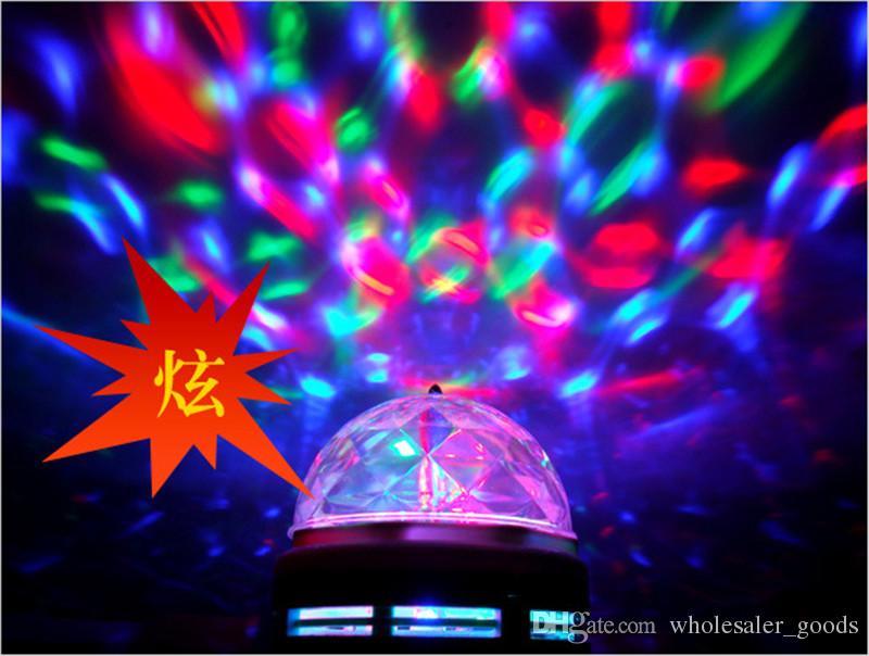 Etapa de la lámpara de proyección del partido del LED del rayo de luz láser del anillo de la antorcha Kids Boy bailando Wave Toy Fun P