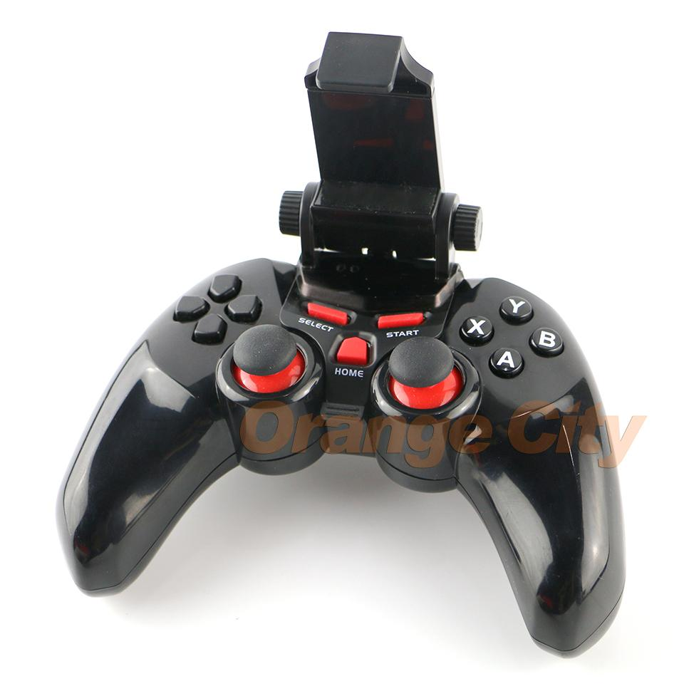 Wireless Bluetooth Game Handle Controller Remote Joystick GamePad For Android Mobile Phone Smart TV PC