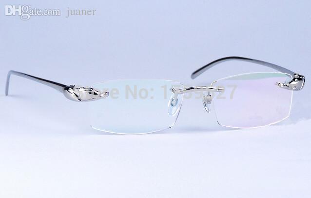 b767539c21c Wholesale-Women Men Fashion Luxury Brand Pure Designer Titanium ...