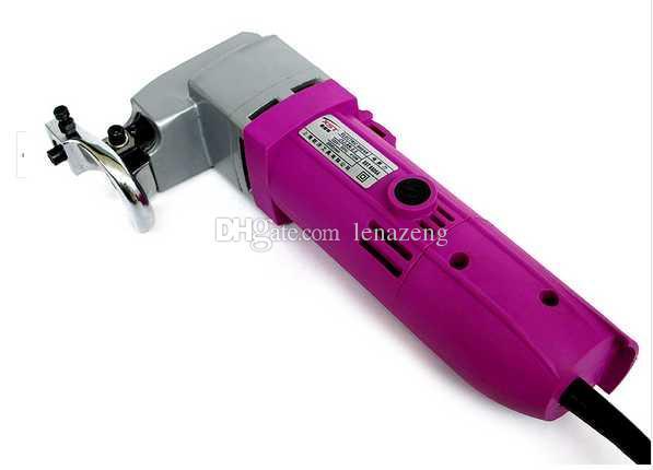 Мощные электрические ножницы мощностью 410 Вт для листового металла и листа из нержавеющей стали, Электрические ножницы для металла, резак для металла