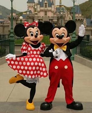 gro handel die besten mickey mouse maskottchen kost m. Black Bedroom Furniture Sets. Home Design Ideas
