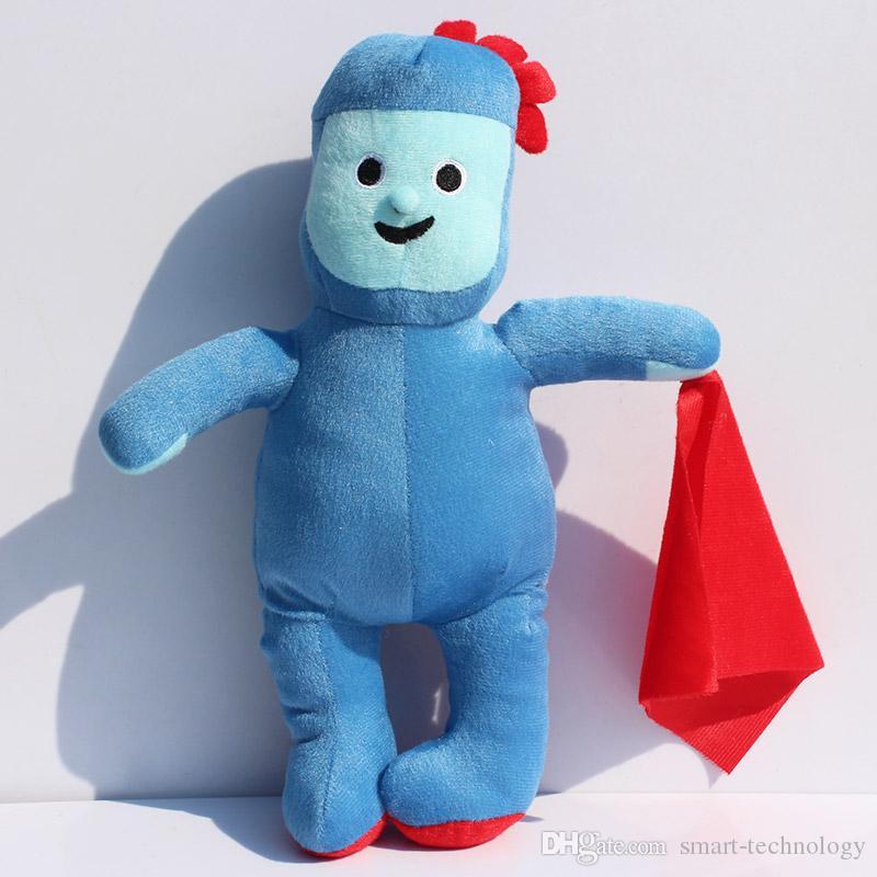 I natt trädgård barn plysch leksak fylld leksak figur plysch dockor trädgård plysch 40cm gratis frakt