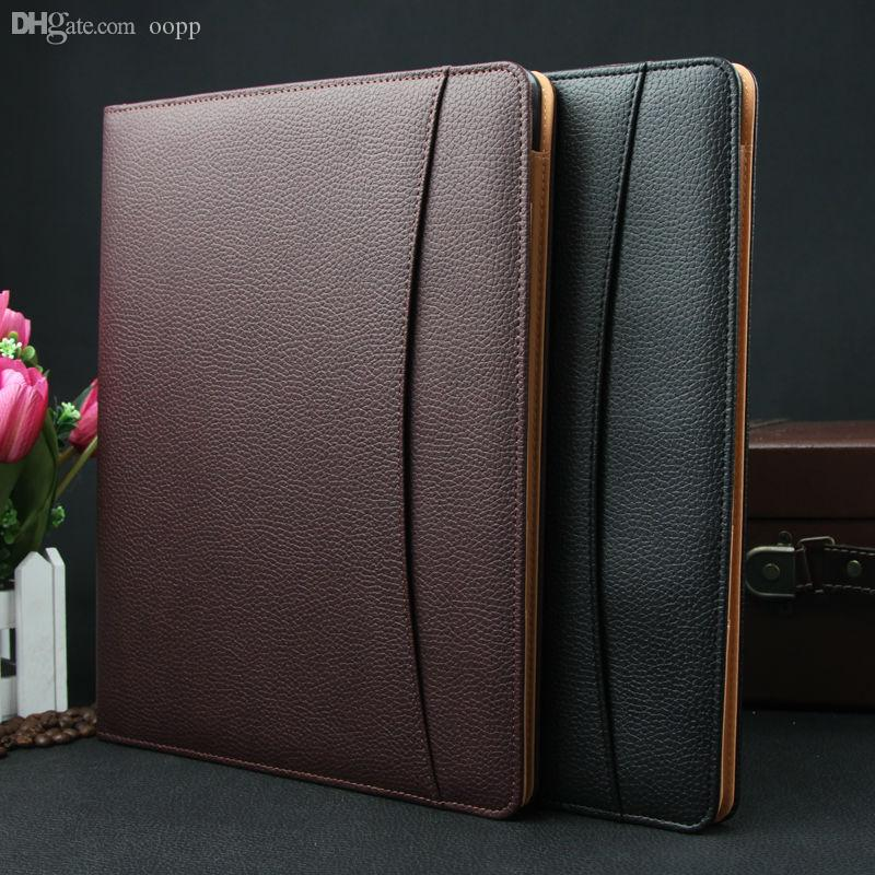 Best Wholesale Brand A4 Leather Business Conference File