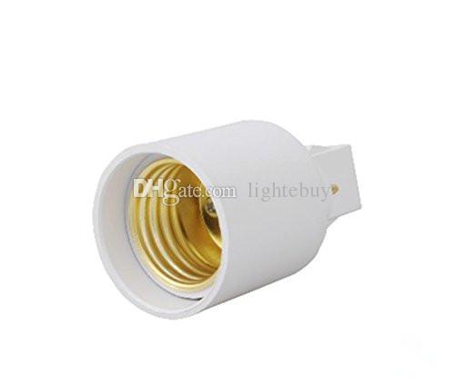 GX23 male to E27 E26 female GX23 to E27 converter GX23 to E26 lamp adapter GX23 to E27 adapter for led bulbs
