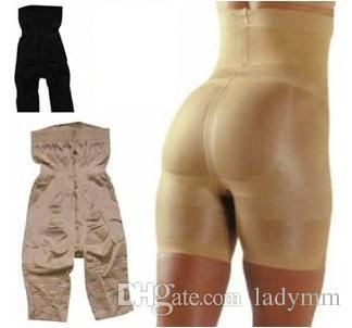 Nowy California Beauty Slim Lift Extreme Body Shaper Ciało Kształtowanie Ubrania Spodnie Odchudzające Garnitur Opp Packing