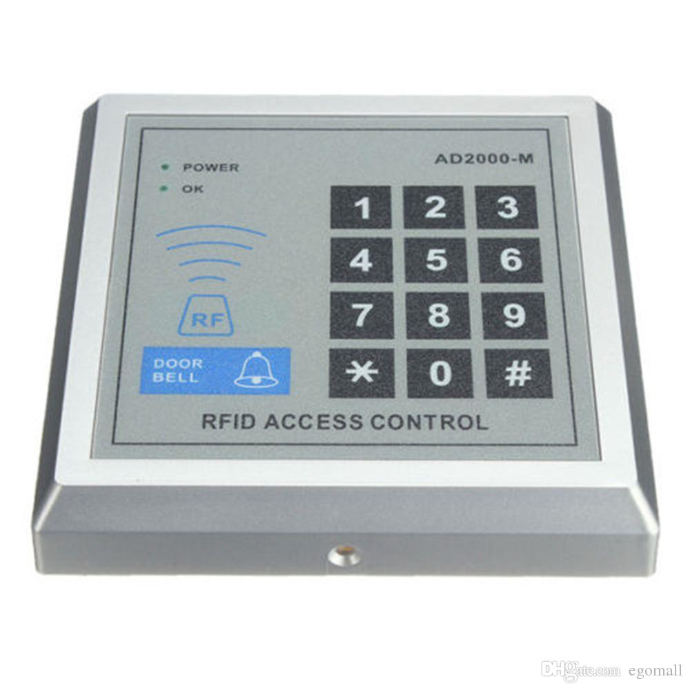 Security RFID Proximity Entry Door Lock Access Control System 10 Keys Access Control Card Reader 800860