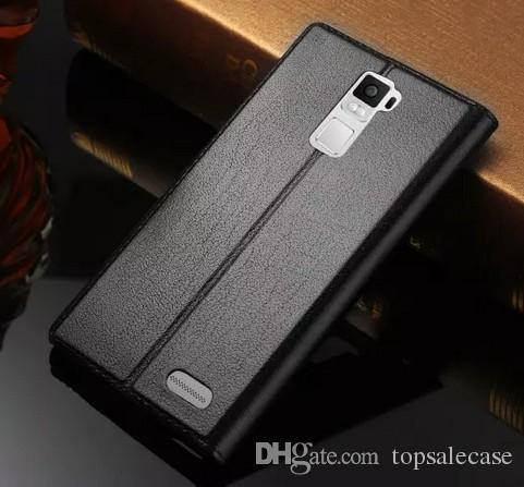 Высокое качество для OPPO R7 Plus Ультра-тонкий тонкий чехол новый роскошный Оригинальный красочный флип окно из натуральной кожи для OPPO R7 Plus