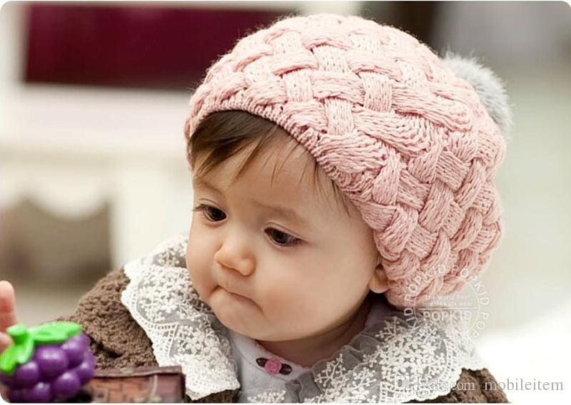 cloche hat beanie kids winter hats Boy girl SnapBack Caps hats fashion baby snapbacks Wool knit 67
