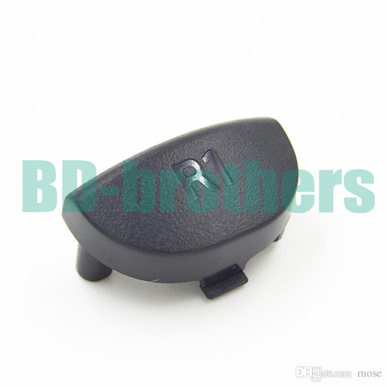 블랙 L1 R1 버튼 키 트리거 교체 부품 플레이 스테이션 4 PS4 컨트롤러 용  /