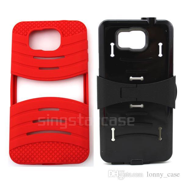 ل zte بليد zmax برو 2 Z982 متروبس درع الثقيلة وعرة الهجين نقطة طبقة يستعصي حالة البلاستيك + لينة سيليكون المزدوج غطاء الهاتف