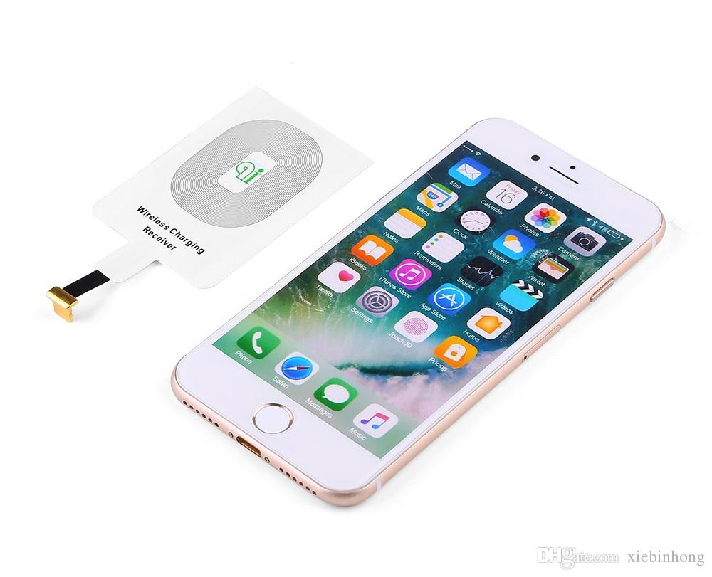 Universal Qi Wireless Charger Charging Pad Mobile Phone Adapter Dock Station Wireless Charger for iPhone X 8 Plus Samsung S8