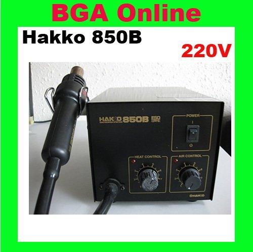2018 270w 220v hakko 850 b smd desoldering rework station hot air rh dhgate com