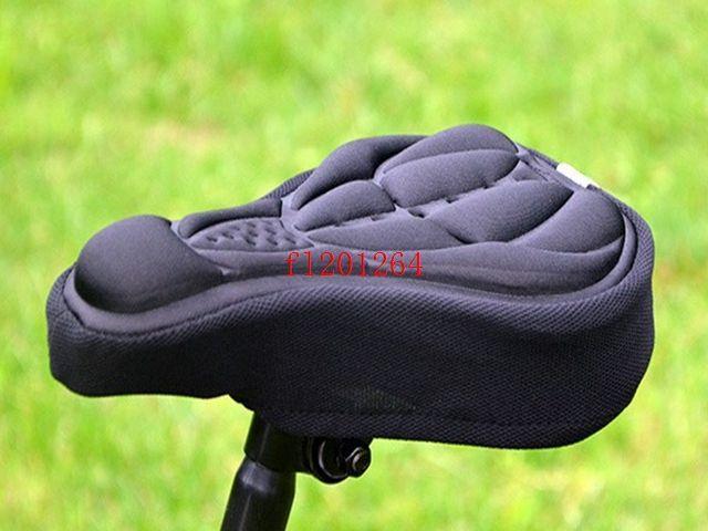 pcs / lote livre Compras Nova Bicicleta Sela Ciclismo Bicicleta Assento Assento Confortável Coxim Soft Assento Capa