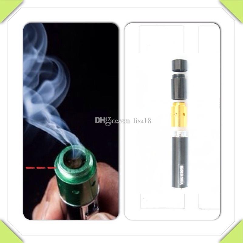 New incense burner sneak a toke smoking metal pipes Click N Vape sneak A vape Herbal portable Vaporizer