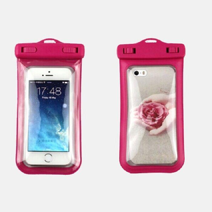 Ücretsiz Nakliye, IPX8 ABS + PVC Su Geçirmez Kılıf Cilt Çanta Sualtı Su Geçirmez kılıf Akıllı Telefon Cep Telefonu Galaxy S3 S4 Powerswell Gelen